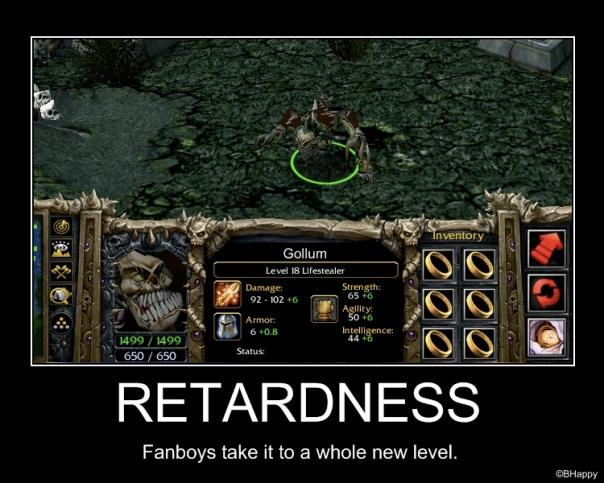 retardness